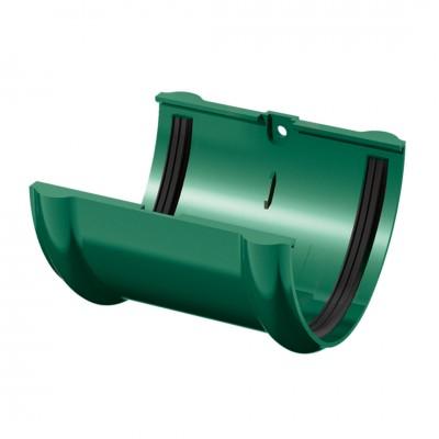 Соединитель желоба ПВХ ТехноНиколь Зеленый