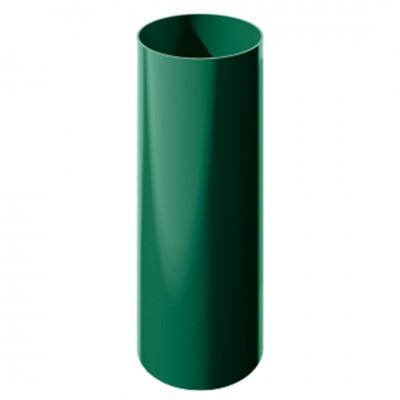 Труба водосточная ТехноНИКОЛЬ D-125, Зеленый