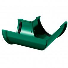 Угол желоба 90° ТехноНИКОЛЬ D-125, Зеленый
