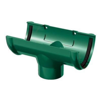 Воронка желоба ТехноНИКОЛЬ D-125, Зеленый
