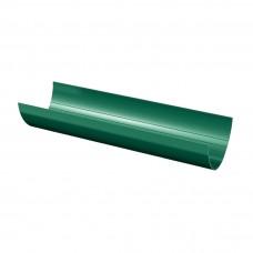 Желоб водосточный ТехноНИКОЛЬ D-125, Зеленый (3 м)