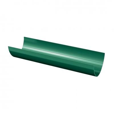Желоб водосточный ТехноНИКОЛЬ D-125, Зеленый (3м)