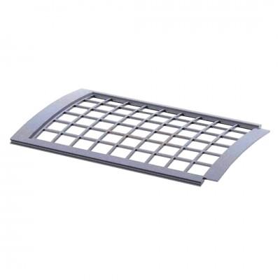 Сетка для водосточного желоба ТехноНИКОЛЬ D-125, Серый (0,6м)