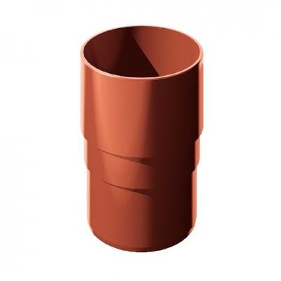 Муфта трубы ТехноНИКОЛЬ D-125, Красный