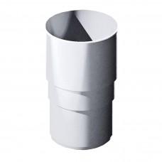 Муфта трубы ТехноНИКОЛЬ D-125, Белый
