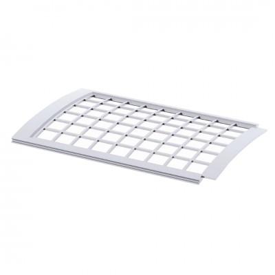 Сетка для водосточного желоба ТехноНИКОЛЬ D-125, Белый (0,6м)