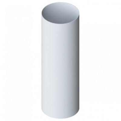 Труба водосточная ТехноНИКОЛЬ D-125, Белый (3 м)