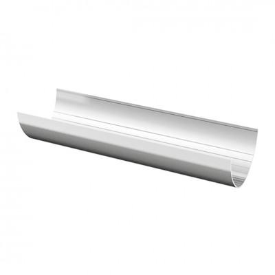 Желоб водосточный ТехноНИКОЛЬ D-125, Белый (3 м)